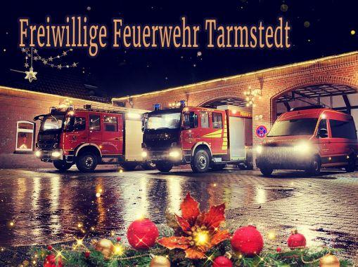 Weiterlesen: Die Freiwillige Feuerwehr Tarmstedt wünscht allen fröhliche und besinnliche Weihnachten und einen...