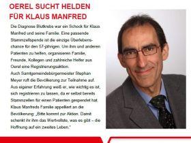 Klaus Manfred - Oerel