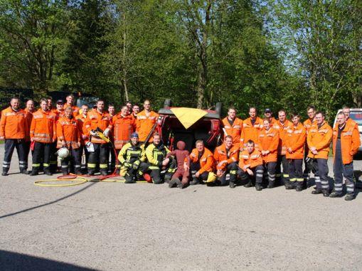 Weiterlesen: Feuerwehren aus der Samtgemeinde Tarmstedt bilden sich auf Tagesseminar weiter