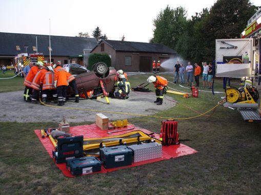 Weiterlesen: Gemeinsame Einsatzübung der Ortsfeuerwehren Westertimke, Kirchtimke und Tarmstedt