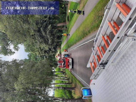 Hilfeleistungseinsatz vom 29.07.2021  |  FEUERWEHR-TARMSTEDT.de (2021)